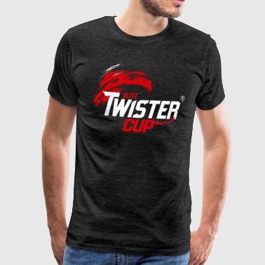 World Of Tanks Blitz Twister Cup Competition - Herre premium T-shirt