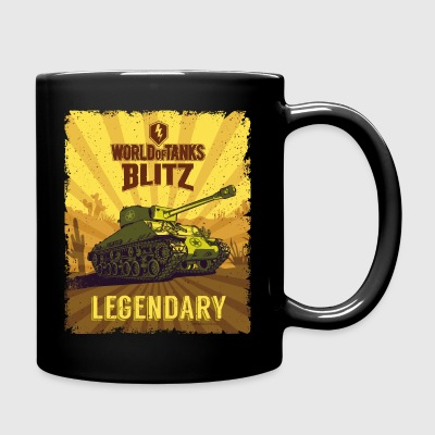 World Of Tanks Blitz Legendary Camouflage - Mok uni