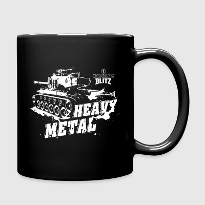 World Of Tanks Blitz Panzer Heavy Metal - Tasse einfarbig