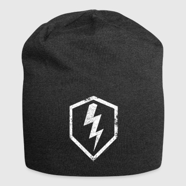 World Of Tanks Blitz Vintage Logo - Jersey-Beanie