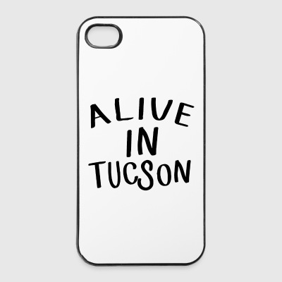 Alive in Tucson -Tandy Miller - Last man on earth Coques pour portable et tablette - Coque rigide iPhone 4/4s