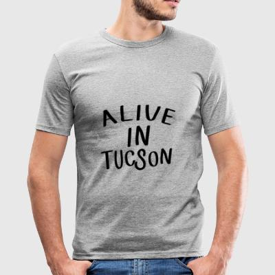 Alive in Tucson -Tandy Miller - Last man on earth Tee shirts - Tee shirt près du corps Homme