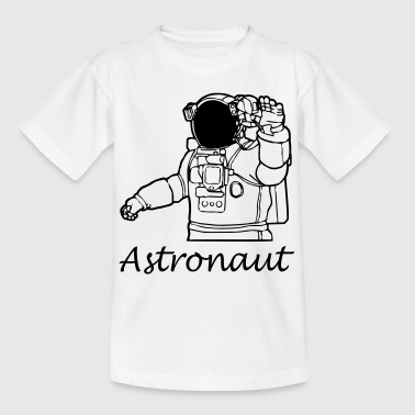 Astronaut  T-Shirts - Teenager T-Shirt