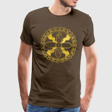 Seal of Shamash T-Shirts - Men's Premium T-Shirt
