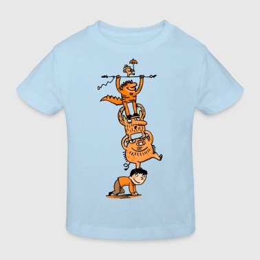 Monster kidscontest   T-Shirts - Kinder Bio-T-Shirt
