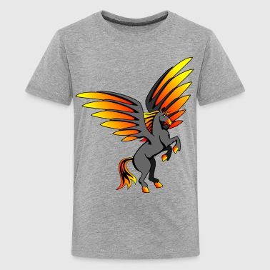 Pegasus T-Shirts - Teenager Premium T-Shirt