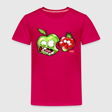eat or be eaten-03-V2 Tee shirts - T-shirt Premium Enfant