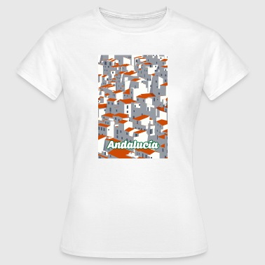 Andalucia 3 Tee shirts - T-shirt Femme