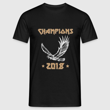 Champions Eagles 2018  T-Shirts - Men's T-Shirt