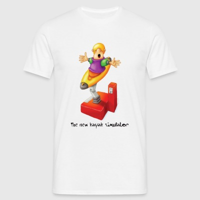 36 Simulator - Men's T-Shirt