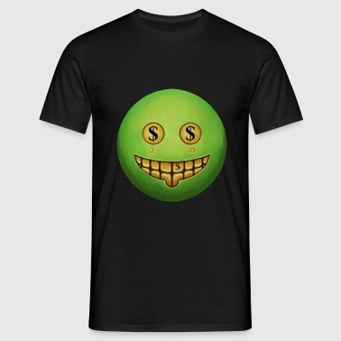 Evil Grin - Men's T-Shirt