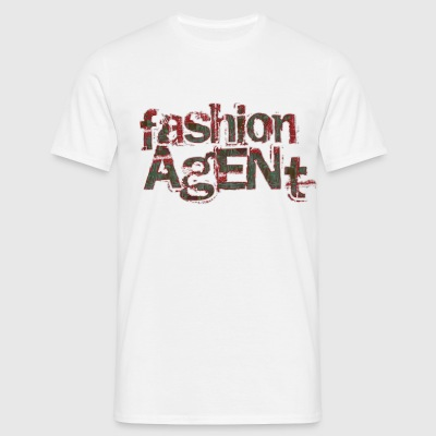 Fashion Agent - Männer T-Shirt