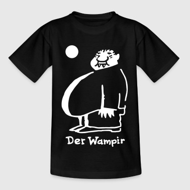 Der Wampir - Teenager T-Shirt