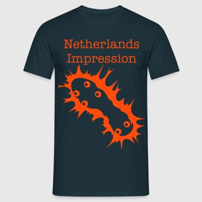 Netherlands Impression - Männer T-Shirt