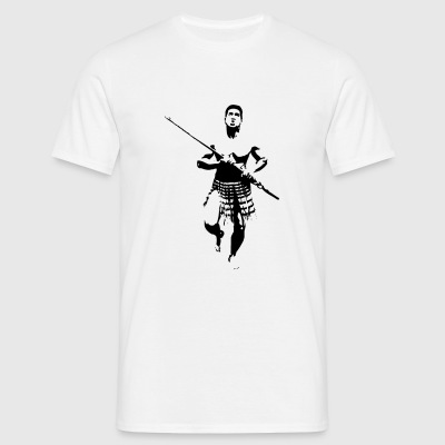 Maori Warrior - Men's T-Shirt
