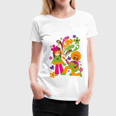 Let the sunshine in T-shirts - T-shirt Premium Femme