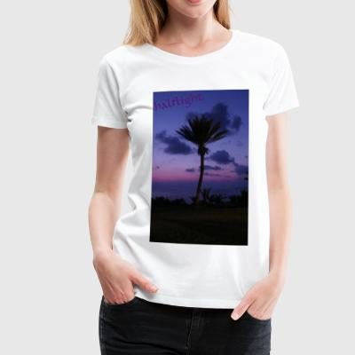Sundowns Halflight - Women's Premium T-Shirt