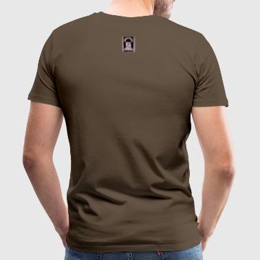 Brown Trousers - Men's Premium T-Shirt