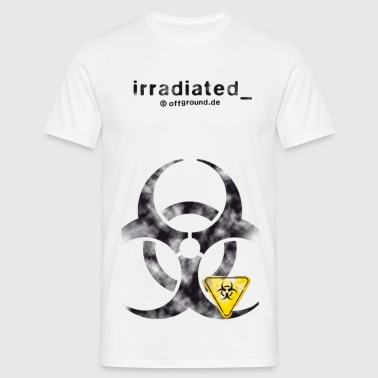 offground irradiated - Männer T-Shirt