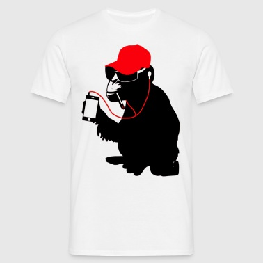 homeboy monkey  - Männer T-Shirt