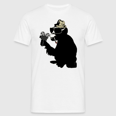 mr. brainwash monkey T-Shirts - Männer T-Shirt