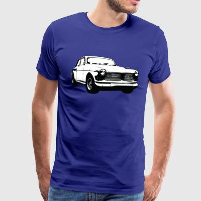 Amazon illustration - Premium-T-shirt herr