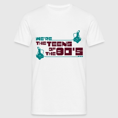 Teens of the 80's Homme - T-shirt Homme