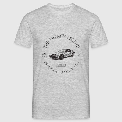 ALPINE A310 FRENCH CAR Tee shirts - T-shirt Homme
