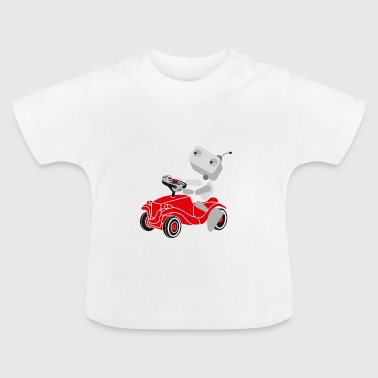 Bobby car - Baby T-Shirt