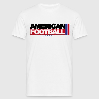 American Football Staff - T-shirt Homme