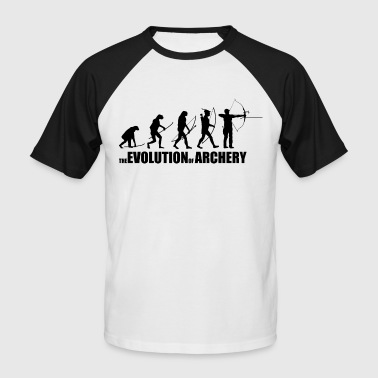 Baseball T-Shirt New Evolution Recurve - Herrn - Männer Baseball-T-Shirt