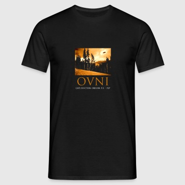 OVNI 1927 - Cave Junction - T-shirt Homme