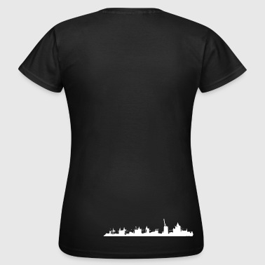 Hamburg. Am Po. - Frauen T-Shirt