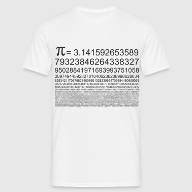 Pi 1000 - Men's T-Shirt