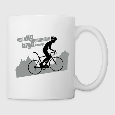 Hillclimber Righty-Right! - Tasse