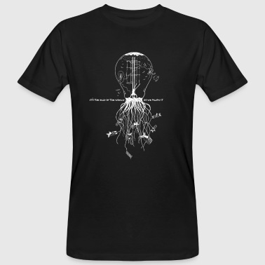 The End Of The Light Bulb  - Männer Bio-T-Shirt