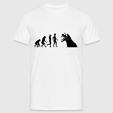 March of man, Graboid end - Men's T-Shirt