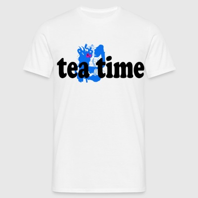 tea time T-Shirts - Männer T-Shirt