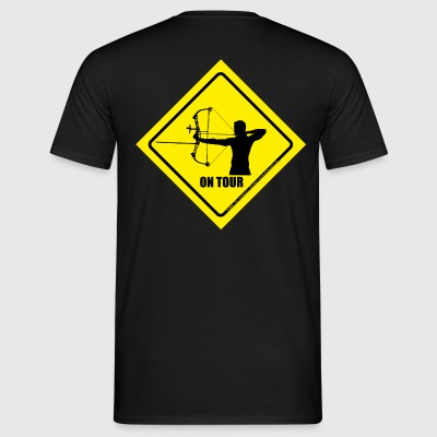 beware of Archer - Compound - Männer T-Shirt