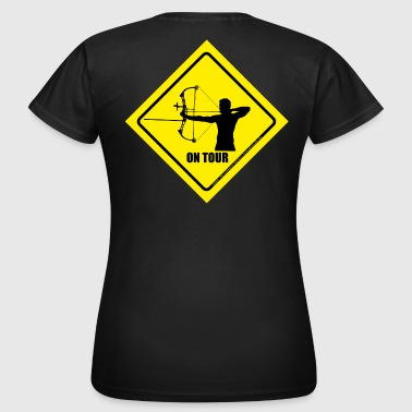beware of Archer - Compound - Frauen T-Shirt