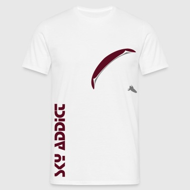 paragliding XC Tee shirts - T-shirt Homme