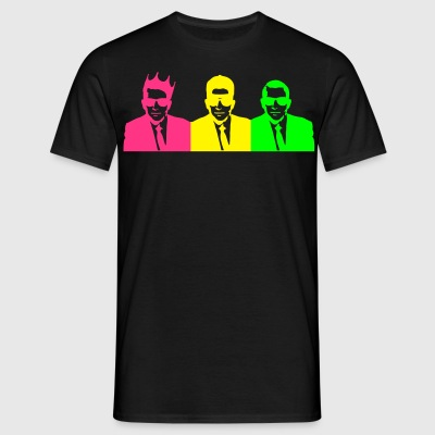 pop art T-Shirts - Männer T-Shirt
