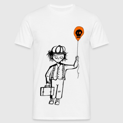 Alone - T-shirt Homme