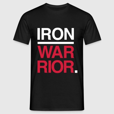 Iron Warrior | Mens Tee - Men's T-Shirt