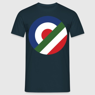 Colours of mod - Men's T-Shirt