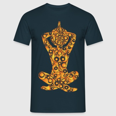 Golden Karma - Men's T-Shirt