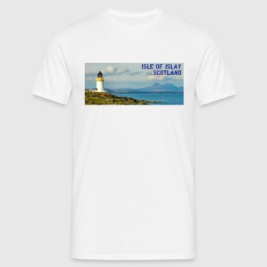 Isle of Islay - Scotland - Men's T-Shirt