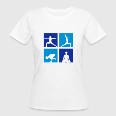 Yoga T-Shirts - Frauen Bio-T-Shirt