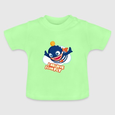 Sorgenfresser Ping I Believe I Can Fly - Baby T-Shirt