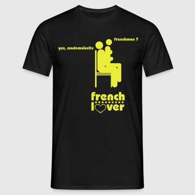 FRENCH LOVER - T-shirt Homme